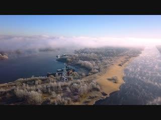 31.10.2018 Туман | Нижний Новгород | Аэрофото-видеосъемка | Dji mavic pro