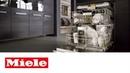Полновстраиваемые посудомоечные машины Miele линии Pure line Miele