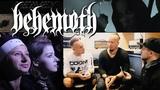 InterviewWywiad - Nergal &amp Orion - BEHEMOTH - ESP guitar day - e-gitarzystaTV