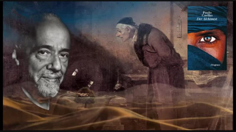 Paulo Coelho - Der Alchimist - Hörbuch (Nach 15min hörst du,s ganz)