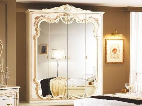 Дизайн спальни в современном стиле. Спальня в бежевых тонах Диана