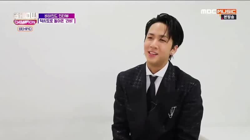[VIDEO] Ravi from VIXX mentions Jimin in a Show Champion interview. - - If you can invite only five people to your party, who wo