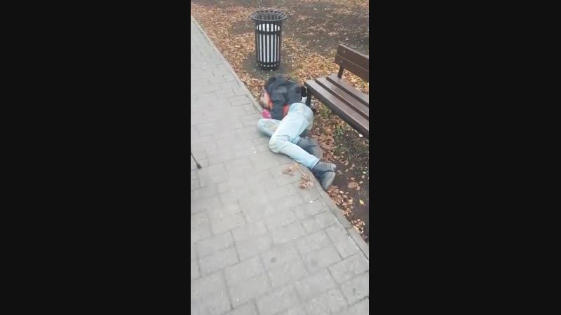 В Калининграде мужчина умер прямо на территории больницы скорой медицинской помощи
