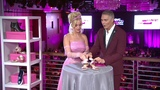 Katy Perry Glitter Block Heel Sandal - Margot on QVC