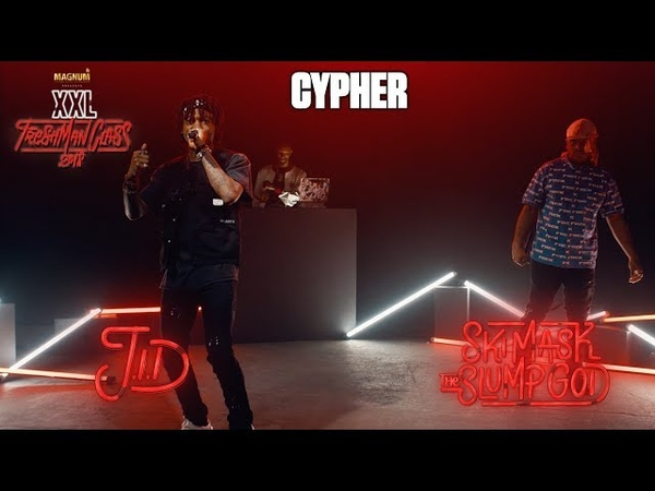 J.I.D and Ski Mask The Slump God's Cypher - 2018 XXL Freshman