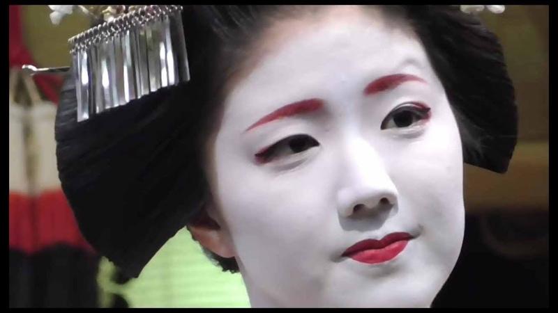 京都・上七軒 元舞妓・芸妓の勝奈さんへのトリビュート a tribute to Katsuna (former Maiko Geiko) , Kamishichiken, Kyoto
