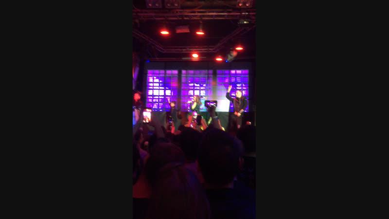 Denis Vlasov — Live