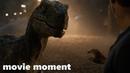 Мир Юрского периода 2 2018 - Прощай Блю 9/10 movie moment