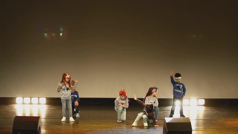 Крутыши. Dance-mix 4-5 лет. Хореограф:Екатерина Гриценко