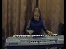 99024 Афанасьева Полина, Москва Jingle bells