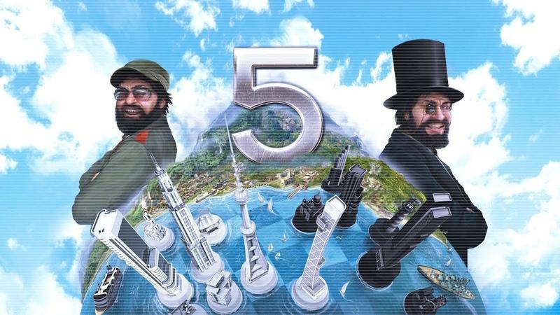 Tropico 5 Развитие капитализма 6