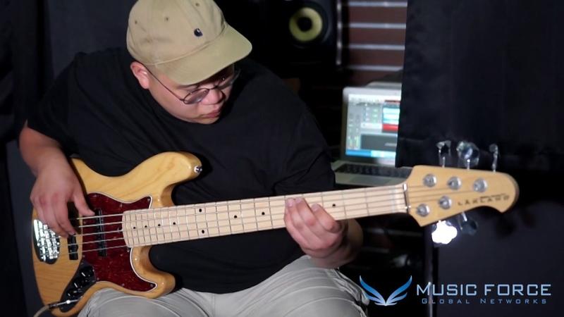 [MusicForce] Lakland Skyline 55-60 Vintage J Bass Demo by Bassist '김민석' (Minseok Kim)