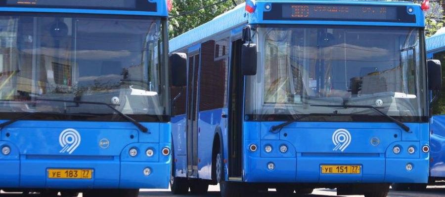 Автобус №559 поедет по Дмитровке