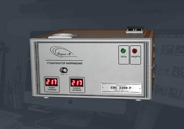 Сетевые стабилизаторы напряжения мощностью от 1450 ВА до 4750 ВА