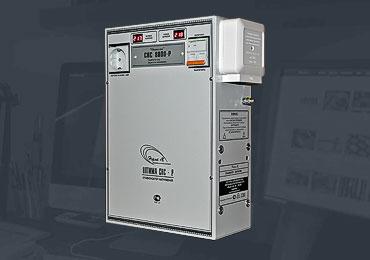 Однофазные стабилизаторы напряжения мощностью от 6450 ВА до 11000 ВА