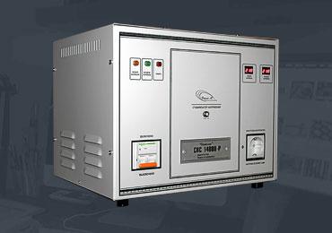 Магистральные стабилизаторы напряжения мощностью от 12850 ВА до 37000 ВА