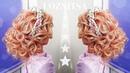 Нежная ПРИЧЕСКА из Локонов. Свадебная прическа. Прическа на выпускной 2018. Wedding/ Prom Hairstyles