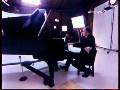 Glenn Guild plays Arnold Schoenberg Suite Op 25 Intermezzo