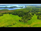 Озеро Локново Локнянского района Псковской области.