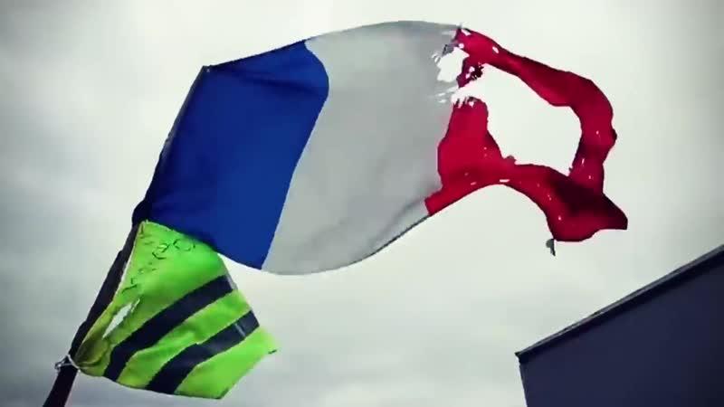 Reign of Terror - Yellow Vests Uprising (France Gilets Jaunes Protest_Riot Compilation)