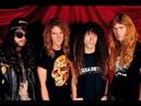 Megadeth / Paranoid / Black Sabbath cover / VHS / VHS Line