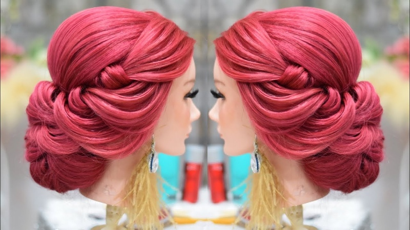 Amazing hairstyles for brides