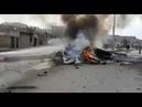 В Ракке взорвана машина проамериканских сил SDF