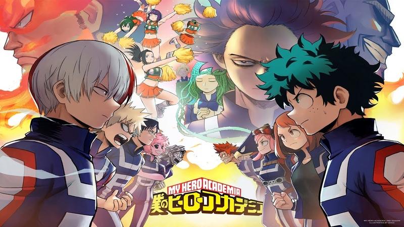 Boku no Hero Academia Season 2 opening 1 Full『Kenshi Yonezu - Peace Sign』