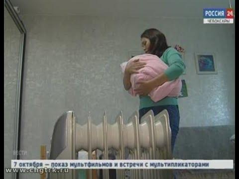 Затянувшийся капремонт вынуждает замерзать жильцов одного из домов по улице Гражданской