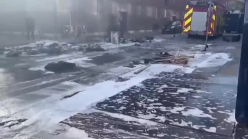 Tagelange Moslem-Krawalle in Kopenhagen nach Provokation
