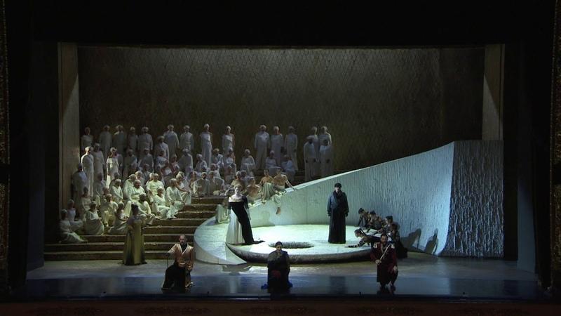 Semiramide de Rossini - Live @ Teatro La Fenice