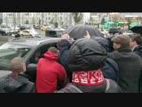 Фанаты «Спартака» благодарят Карреру