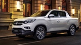 SSANGYONG Musso Rexton Sports 2019