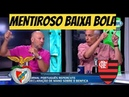 Jornal portugues repercute criticas de Mano contra Benfica é menor que o Flamengo e clima esquenta