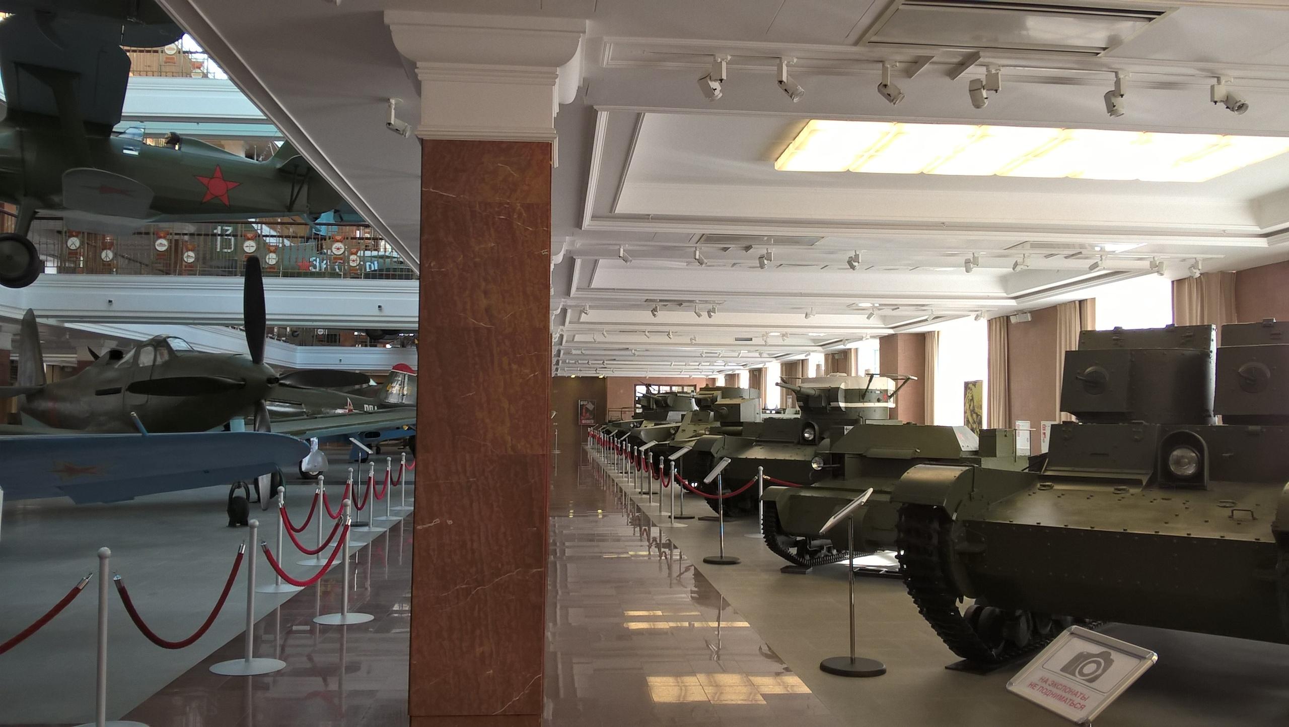 музей военной техники Верхней Пышмы