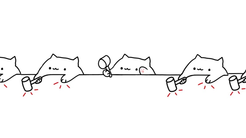 Bongo Cat - We All Lift Together Fixed