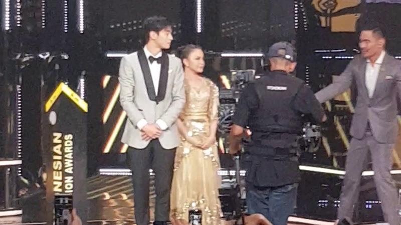 Cha Eun Woo 차은우 Asto @ Indonesian Television Awards 2018