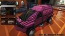 Grand Theft Auto 5 Обзор Declasse Brutus