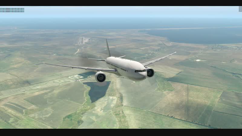 New 777 Wingflex