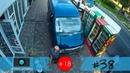Новая подборка аварий, ДТП, происшествий на дороге, сентябрь 2018 38