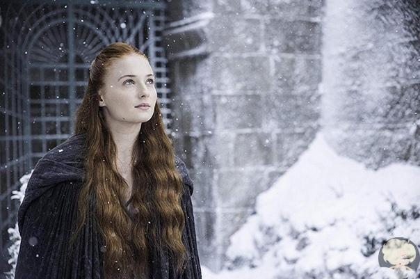 """Звезда сериала """"Игра престолов"""" Софи Тернер призналась, что ей не разрешали мыть голову во время съемок телесаги"""