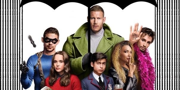 Новый сериал «Академия Амбрелла» с Эллен Пэйдж продлят на 2 сезон Сериал по комиксам музыканта Джерарда Уэя лишь недавно вышел на стриминговой платформе Netflix, но, как и в случае с другими