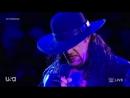 The Undertaker segment Monday Night Raw 17.09.2018