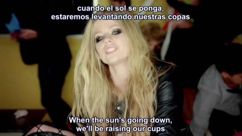 Avril Lavigne - All The Songs (Esp - Eng) - cGexXIi