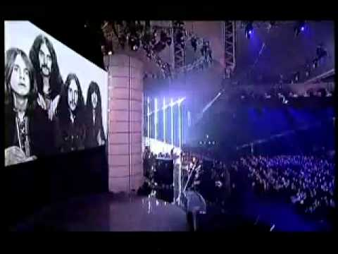 Black Sabbath Paranoid hall of fame 2005