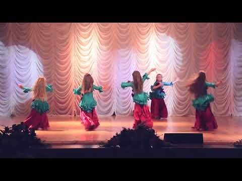 Восточные танцы для детей Белгород. Школа -студия восточного танца АРФА.