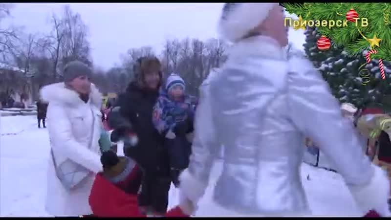 Муниципальный фестиваль Снегурия 2018г