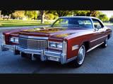 Автомобиль Cadillac Eldorado Convertible, 1975 года