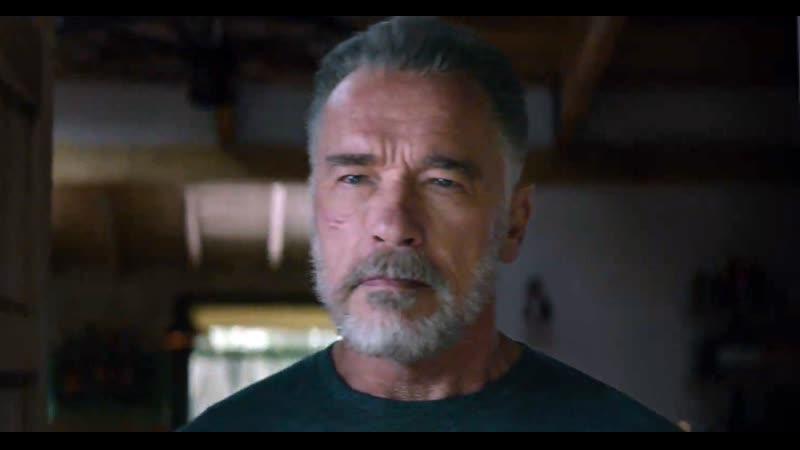Терминатор: Тёмные судьбы (Terminator: Dark Fate): дублированный тизер-трейлер