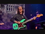 Roundabout - Yes Geddy Lee (2017) hd